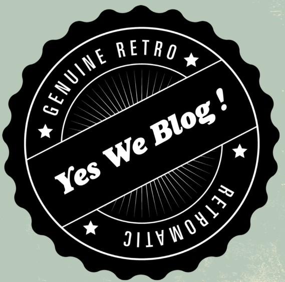Logo Vintage retromatic