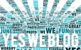 Yesweblog-blue-wordify