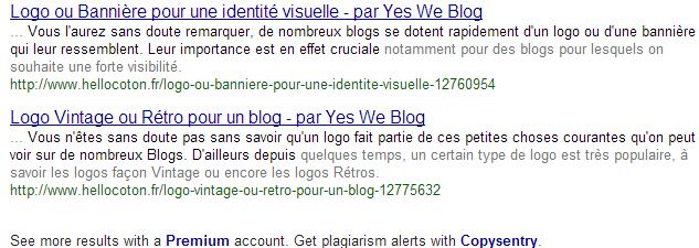 copyscape-resultats-yesweblog