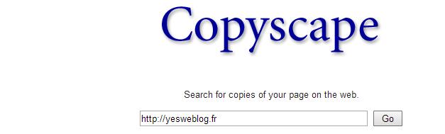 copyscape-yesweblog