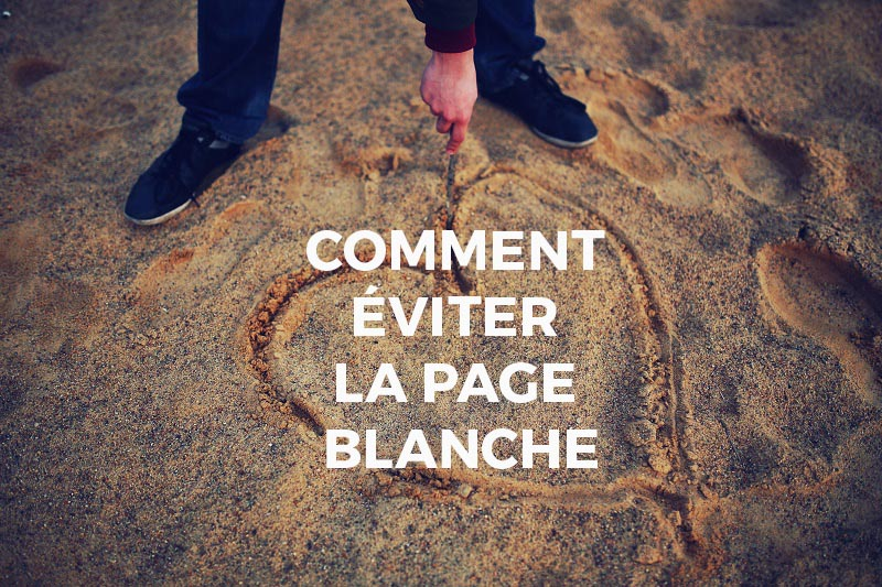eviter-page-blanche-manque-inspiration
