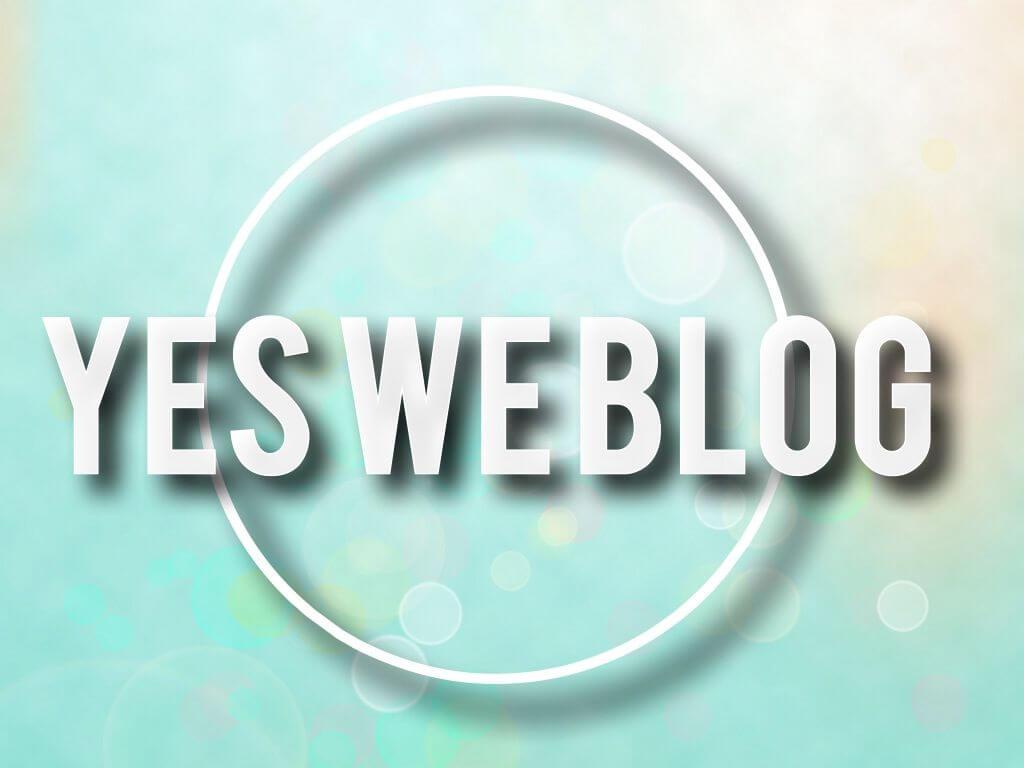 Yesweblog-blue