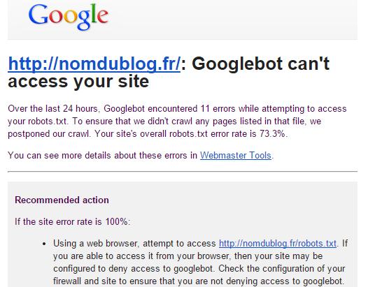 erreur-robot-txt