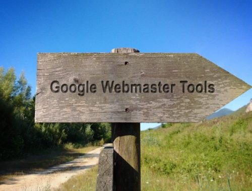 Google Webmaster Tools sur YWB