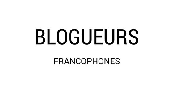 blogueurs-francophones logo