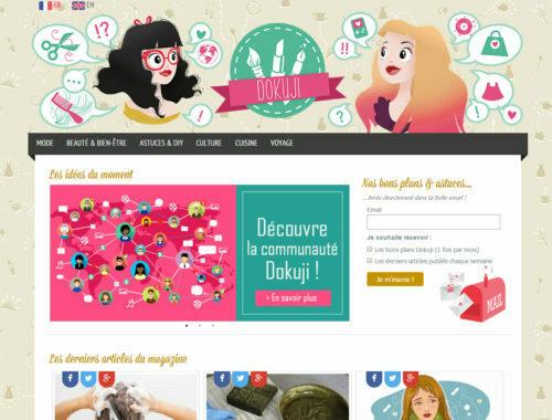 dokuji-website
