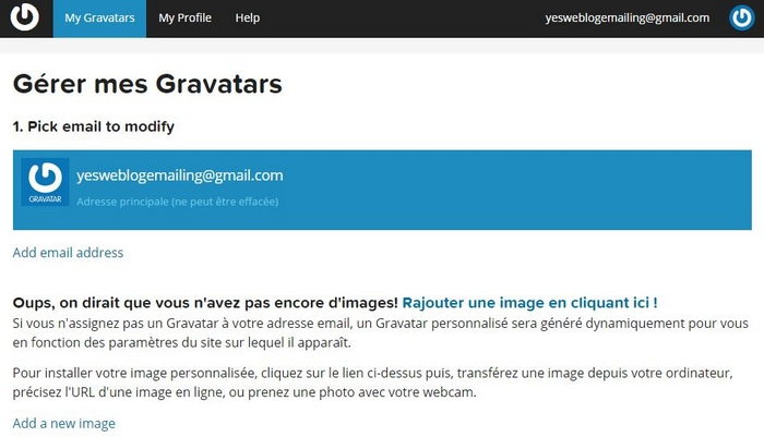 page-gravatar-email