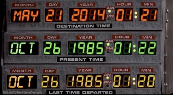 backtothefuturday