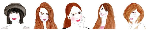 blogueuses-illustrées-par-claire-lapaillette-dot-com