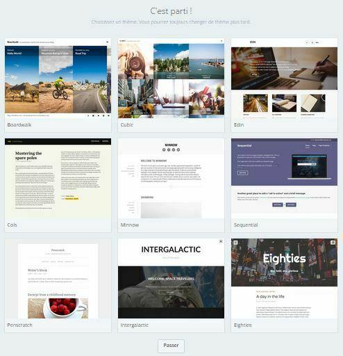 thèmes wordpress.com
