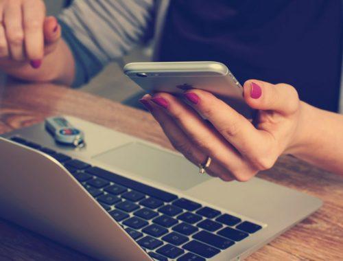 money monétisation de blog ordinateur portable smartphone