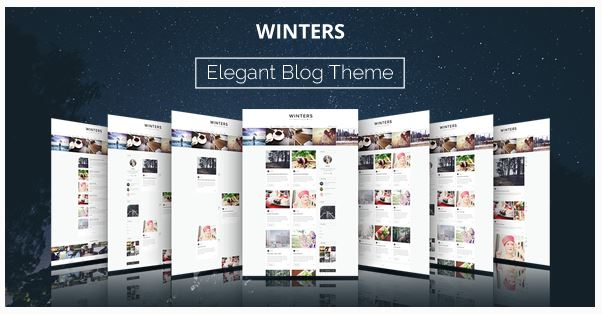 winters-wiloke-wordpress-theme