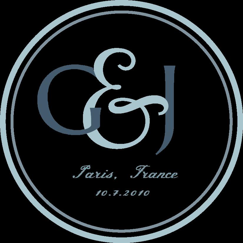 creer un logo mariage