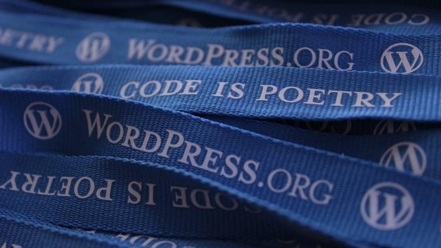 wordpress-ribbon-blue
