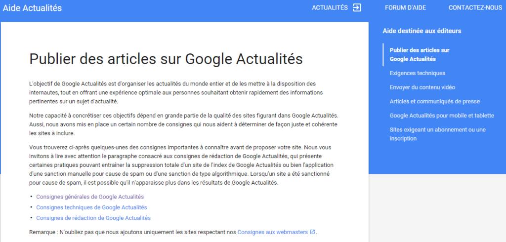 publier-googles-actualites