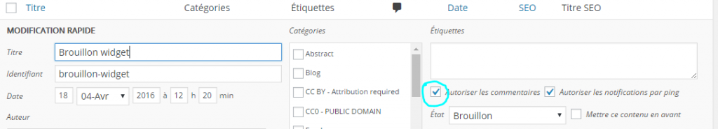 autoriser-commentaires-wp