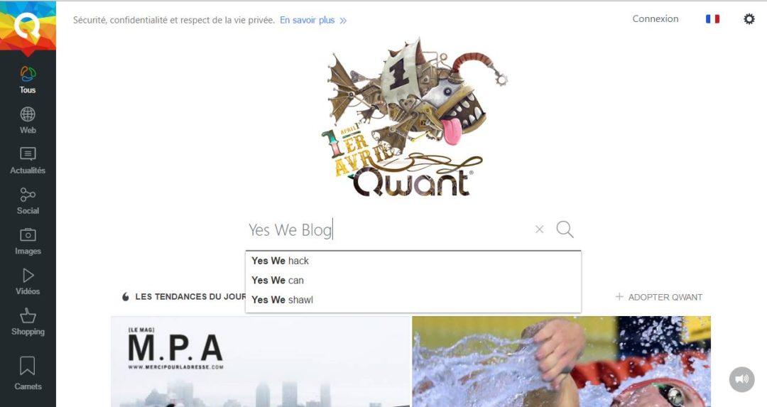 yesweblog-qwant
