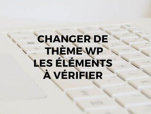 theme-wp-change-checklist