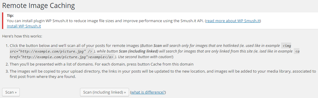 remote-image-caching