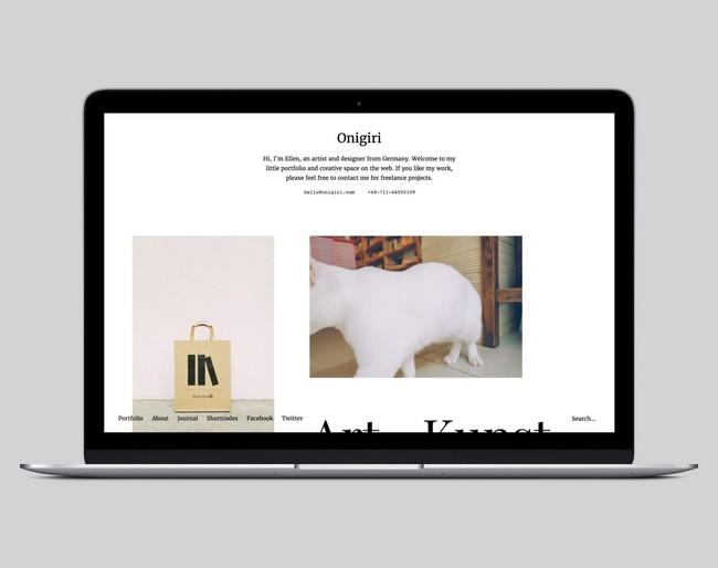 onigiri-wordpress-theme