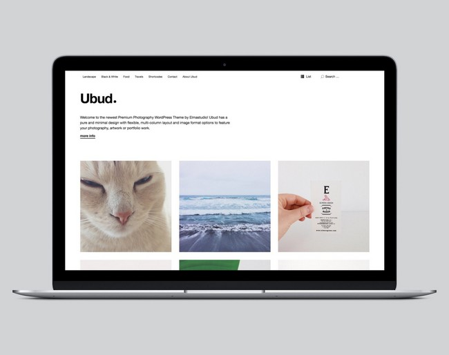 ubud-wordpress-theme