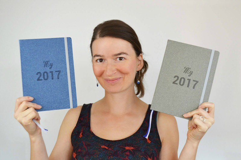 my2017 Jennifer créatrice de l'agenda