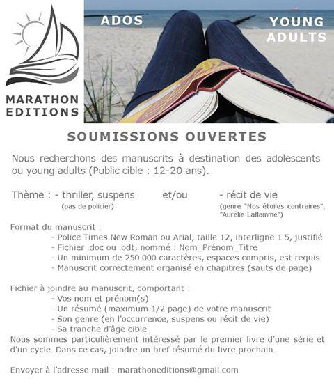 marathons-editions