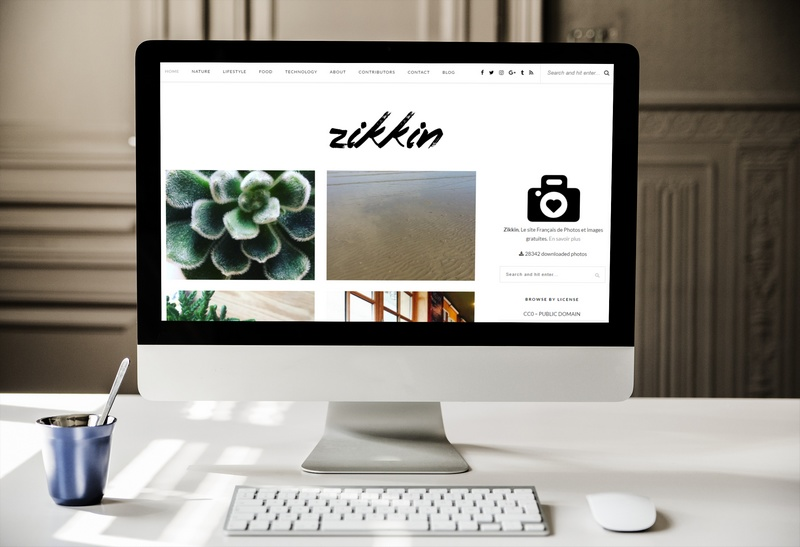 zikkin.com portfolio