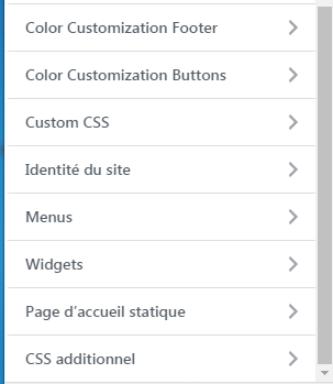 custo étendue d'azurelo wp theme