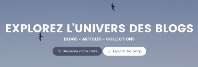 Explorer la Blogosphère avec Woazoo