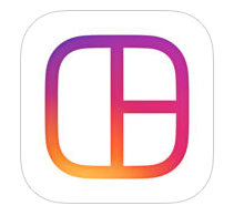 Application Layout d Instagram
