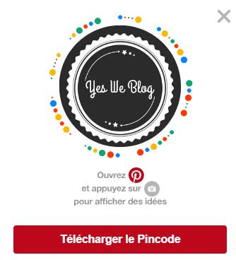 Pincode Yesweblog Pinterest