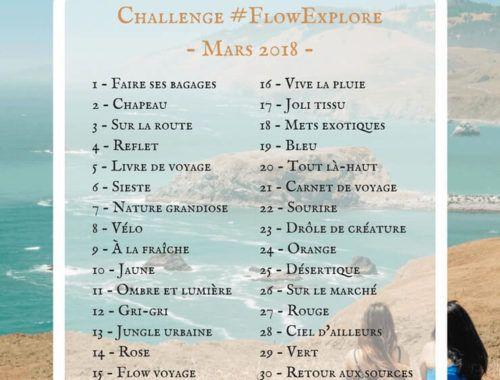 Flow Challenge de Mars 2018