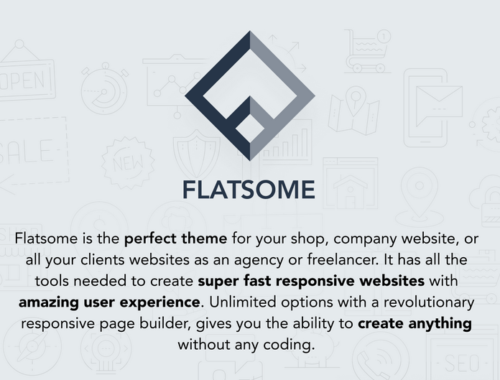 Flatsome Theme WordPress efficace