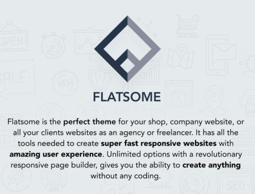 Flatsome Theme WordPress efficace