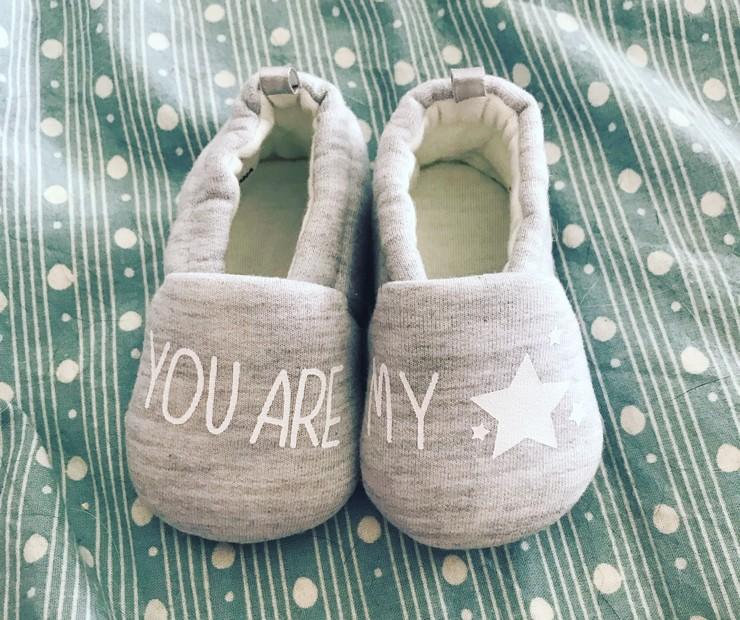 Petits chaussons bébé