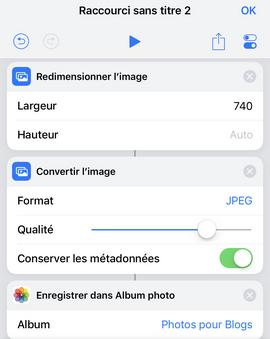 choisir album photos iphone blog