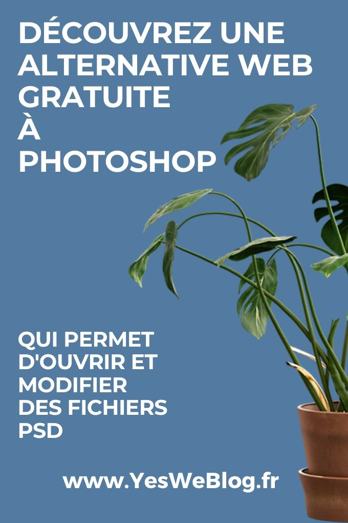 alternative web gratuite à PhotoShop