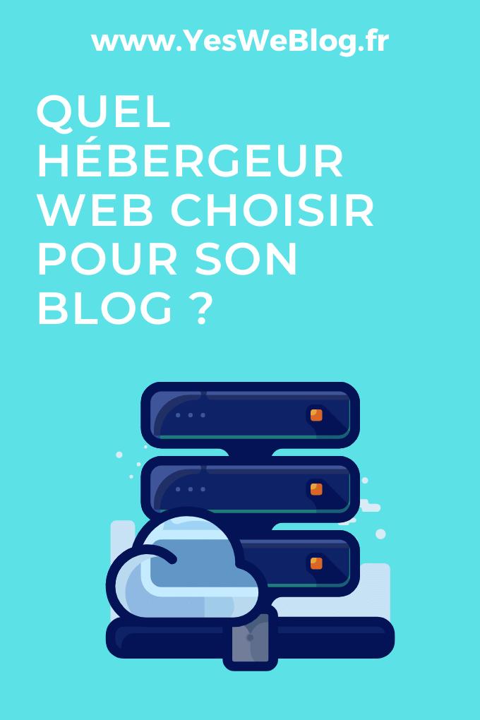 Quel hebergeur choisir pour son blog